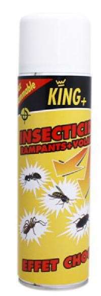 AEROSOL INSECTICIDE POLYVALENT 500 ML